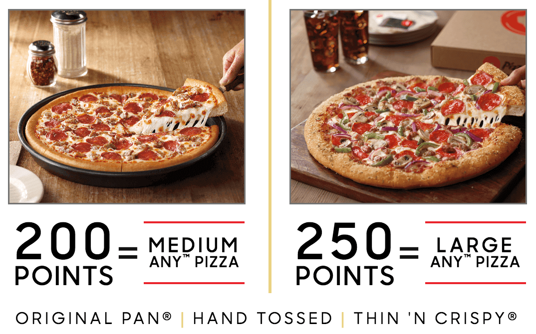 Pizza Hut Rewards