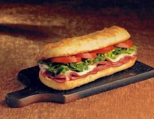 Pizza Hut Sandwiches