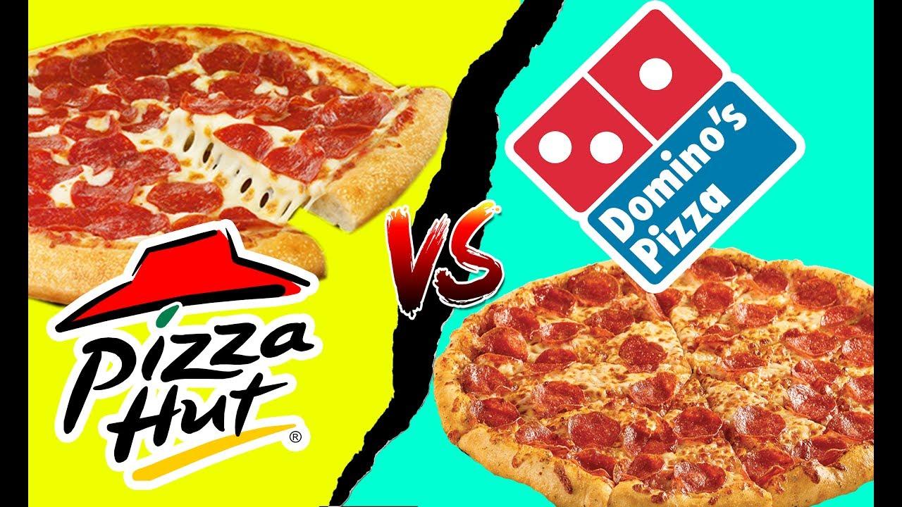 Pizza Hut Vs Dominos